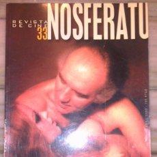 Libros: REVISTA NOSFERATU ESPECIAL RAFAEL AZCONA. Lote 52170321