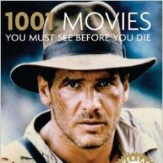 Libros: 1001 MOVIES YOU MUST SEE BEFORE YOU DIE (2008 - 5TH EDITION). Lote 54108818