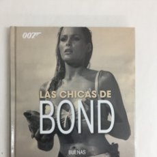 Libros: LAS CHICAS DE BOND - 007 - JAMES BOND - PLANETA. Lote 56198199