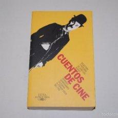 Libros: LIBRO CUENTOS DE CINE GRANDES NARRADORES CELEBRAN EL PRIMER SIGLO DEL CINE. ED EXTRA ALFAGUARA. Lote 56554557