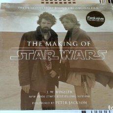 Libros: THE MAKING OF STAR WARS (LIMITED EDITION) COMO SE HIZO LA GUERRA DE LAS GALAXIAS. Lote 85200332