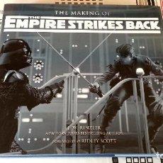 Libros: THE MAKING OF STAR WARS THE EMPIRE STRIKES BACK - COMO SE HIZO EL IMPERIO CONTRAATACA. Lote 85200660