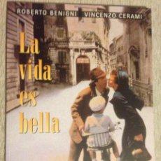 Libros: LA VIDA ES BELLA. Lote 87098139