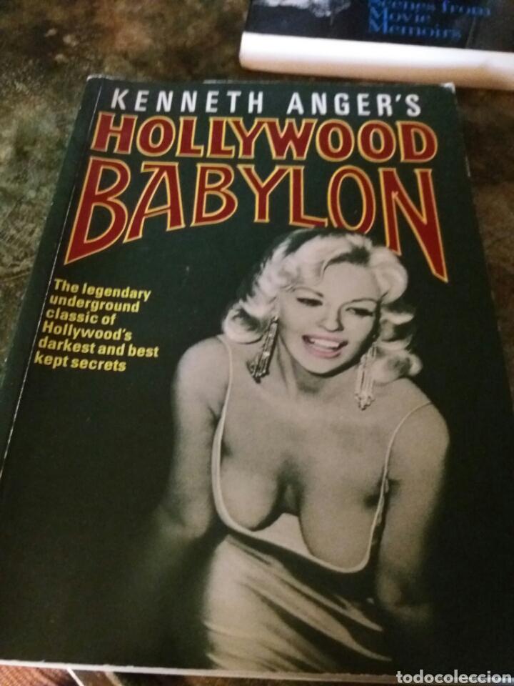Libros: Libros Hollywood babylon (2) y beside Hollywood - Foto 2 - 91642887