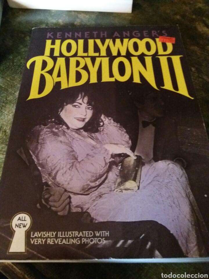Libros: Libros Hollywood babylon (2) y beside Hollywood - Foto 3 - 91642887