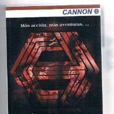 Libros: MÁS CANNON (CANNON FILMS 2). Lote 112114603