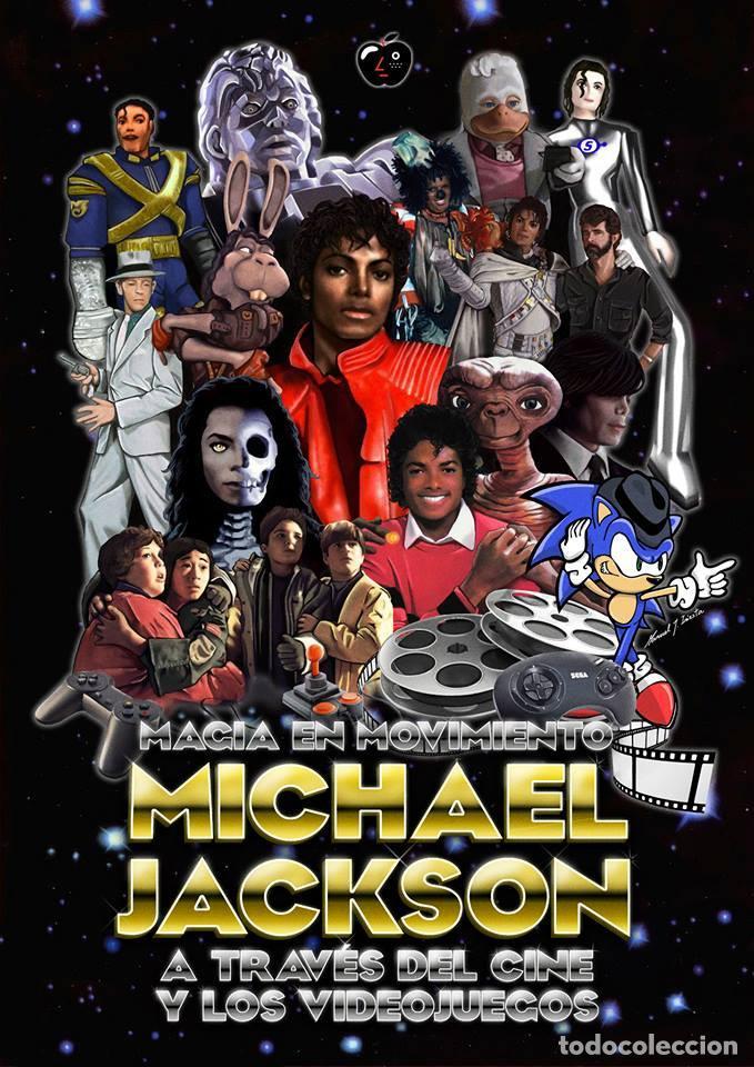 MAGIA EN MOVIMIENTO: MICHAEL JACKSON A TRAVÉS DEL CINE Y LOS VIDEOJUEGOS + TRADING CARDS (Libros Nuevos - Bellas Artes, ocio y coleccionismo - Cine)