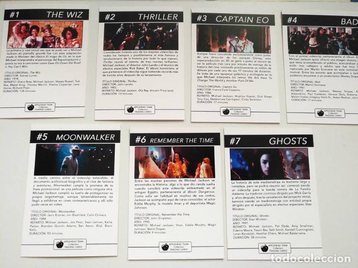 Libros: MAGIA EN MOVIMIENTO: MICHAEL JACKSON A TRAVÉS DEL CINE Y LOS VIDEOJUEGOS + TRADING CARDS - Foto 2 - 106333062