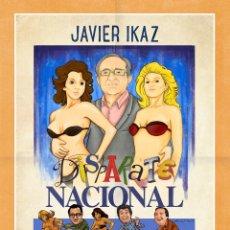 Libros: DISPARATE NACIONAL: EL CINE DE MARIANO OZORES BN. Lote 135226998
