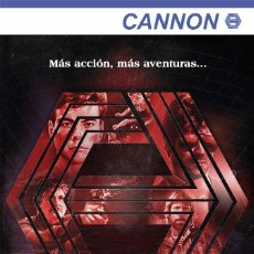 Libros: MÁS CANNON (CANNON FILMS 2). Lote 96528146