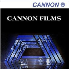 Libros: CANNON FILMS. Lote 95679427
