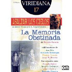 Libros: ASALTAR LOS CIELOS - LA MEMORIA OBSTINADA (GUIÓN). Lote 98016431