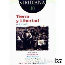 Libros: TIERRA Y LIBERTAD (GUIÓN). Lote 98017075
