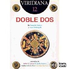 Libros: DOBLE DOS (GUIÓN). Lote 98017291