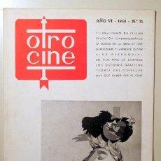 Libros: (FELLINI) - OTRO CINE. Nº 31 - BARCELONA 1958. Lote 99504815