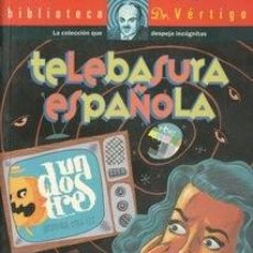 Libros: TELEBASURA ESPAÑOLA. Lote 100499355
