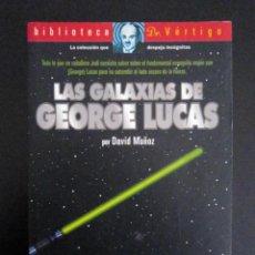 Libros: STAR WARS - LAS GALAXIAS DE GEORGE LUCAS (DAVID MUÑOZ) - 1997 - EDICIONES GLÉNAT. Lote 101929731
