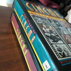 Libros: THE STORY OF CINEMA (2 TOMOS TAPA DURA). Lote 104283360