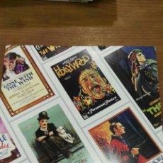 Libros: CARTELES DE CINEMA LIBRO TAPA DURA. Lote 110023886