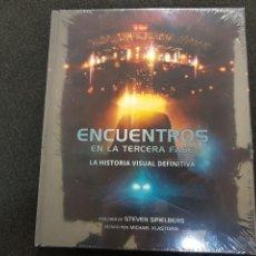 Libros: ENCUENTROS EN LA TERCERA FASE. HISTORIA VISUAL DEFINITIVA. Lote 112333310