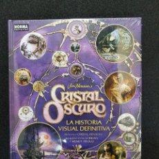 Libros: CRISTAL OSCURO. LA HISTORIA VISUAL DEFINITIVA. Lote 112333568