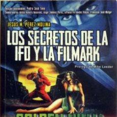 Libros: GOLDEN NINJA OPERATION. LOS SECRETOS DE LA IFD Y LA FILMARK. JESÚS M. PÉREZ MOLINA.. Lote 112923795