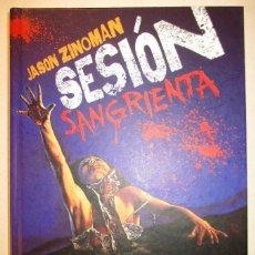 Libros: SESION SANGRIENTA DE JASON ZINOMAN - T & B EDITORES 2012. Lote 113069667