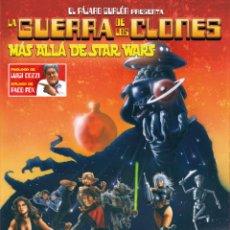 Libros: LA GUERRA DE LOS CLONES (MÁS ALLÁ DE STAR WARS). Lote 128111706