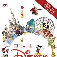 Libros: EL LIBRO DE DISNEY. Lote 114885947