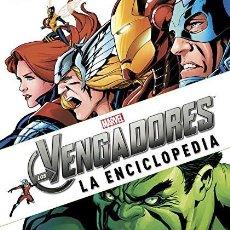 Libros: LOS VENGADORES: LA ENCICLOPEDIA (MARVEL). Lote 114886255