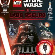 Libros: LEGO® STAR WARS EL LADO OSCURO. Lote 114886823