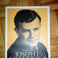 Libros: JOSEPH L. MANKIEWICZ. Lote 115327343