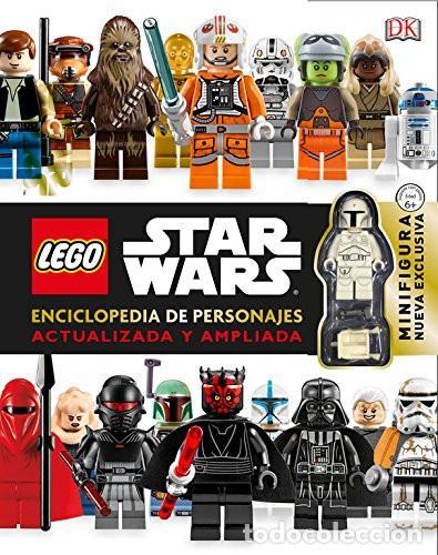 LEGO STAR WARS. ENCICLOPEDIA DE PERSONAJES ACTUALIZADA Y AMPLIADA (Libros Nuevos - Bellas Artes, ocio y coleccionismo - Cine)