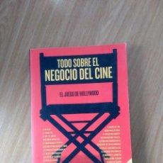 Libros: TODO SOBRE EL NEGOCIO DEL CINE- VV.AA.- ED T&B- RÚSTICA- MUY BUEN ESTADO. Lote 116313039