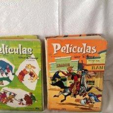 Libros: DOS LIBROS DE PELÍCULAS DE WALT DISNEY, TOMOS VI Y VII LOTE DE 2 LIBROS DE LA COLECCIÓN JOVIAL, PEL. Lote 116855451