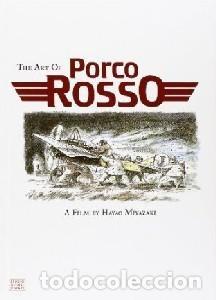 THE ART OF PORCO ROSSO (Libros Nuevos - Bellas Artes, ocio y coleccionismo - Cine)
