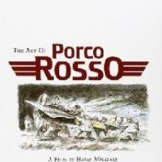 Libros: THE ART OF PORCO ROSSO. Lote 117830767