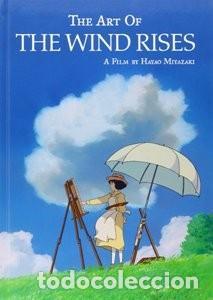 THE ART OF THE WIND RISES (Libros Nuevos - Bellas Artes, ocio y coleccionismo - Cine)