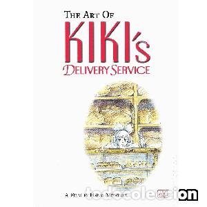 Libros: The Art Of Kiki's Delivery Service - Foto 1 - 117831215