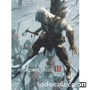 THE ART OF ASSASSINS CREED III (Libros Nuevos - Bellas Artes, ocio y coleccionismo - Cine)