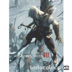Libros: THE ART OF ASSASSINS CREED III. Lote 117831427