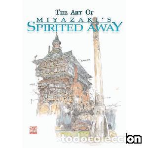 THE ART OF SPIRITED AWAY (Libros Nuevos - Bellas Artes, ocio y coleccionismo - Cine)