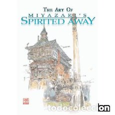 Libros: THE ART OF SPIRITED AWAY. Lote 117831547