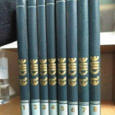 Libros: EL CINE. ENCICLOPEDIA DEL 7º ARTE - 8 TOMOS BURU. Lote 117858991