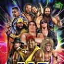 Libros: WWF: TITANES DEL RING. Lote 120092515