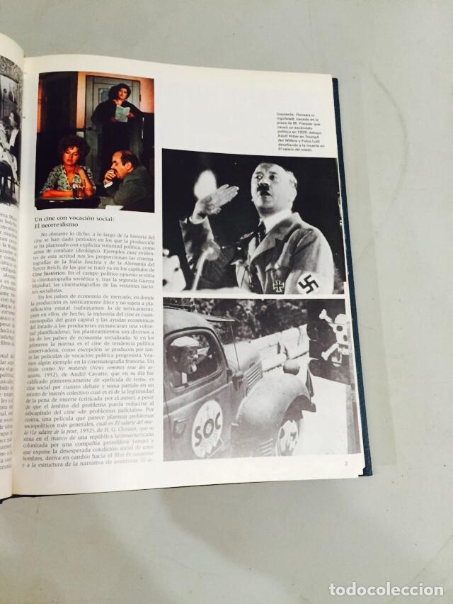 Libros: Enciclopedia del 7 arte el cine 8 volúmenes - Foto 4 - 121904108