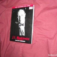 Libros: . L. MANKIEWICKZ - CARLOS F. HERERO - CINEMA CLUB COLLECTION - 1990 COLOSOS DEL CINE. Lote 122979807