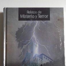 Libros: RELATOS DE MISTERIO Y TERROR FRANKENSTEIN. Lote 124181304