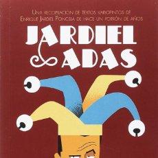 Libros: JARDIEL ADAS. Lote 126287611