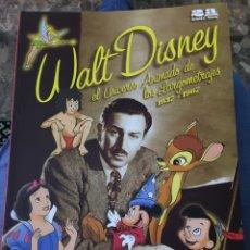 Libros: WALT DISNEY EL UNIVERSO ANIMADO DE LOS LARGOMETRAJES. Lote 136408322